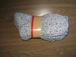 "Теплые носки , 3 пары""Piarini"", р.39-42, Германия. photo 3"