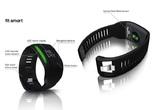 Фитнес браслет Adidas miCoach Fit Smart с встроенным пульсометром Mio Новый Оригинал