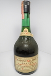 "Brandy ""Carpente Malvolti"" 1980 production years. 0,750L ,43 degrees"