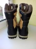 Ботинки Зимние Timberland из Натуральной Кожи (Розмір-39\25.5) photo 4