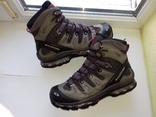 Ботинки Salomon из Натуральной Кожи (Розмір-42\26.5) photo 1