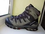 Ботинки Salomon из Натуральной Кожи (Розмір-42\26.5) photo 2