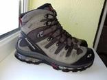 Ботинки Salomon из Натуральной Кожи (Розмір-42\26.5) photo 5