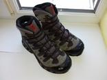 Ботинки Salomon из Натуральной Кожи (Розмір-42\26.5) photo 6