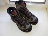 Ботинки Salomon из Натуральной Кожи (Розмір-42\26.5) photo 7