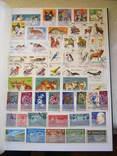 Альбом з марками.Марок 900 шт. photo 7