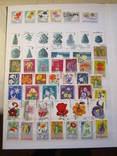 Альбом з марками.Марок 900 шт. photo 8