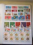 Альбом з марками.Марок 900 шт. photo 9
