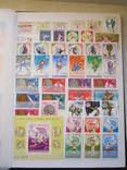Альбом з марками.Марок 900 шт. photo 11