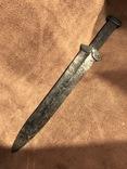 Скифский акинак с орнаментированной рукояткой photo 5