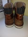 Ботинки Зимние Bull Boxer из Натуральной Кожи (Розмір-42\28) photo 4