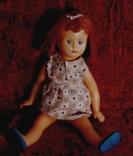 Паричковая кукла времен СССР