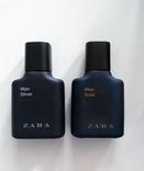 Духи, туалетная вода Zara Man Gold + Silver photo 1