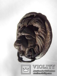 Накладка с мордой льва римского периода photo 5