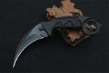 Нож тактический-черный коготь (karambit).Блиц. photo 2