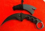Нож тактический-черный коготь (karambit).Блиц. photo 6