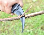 Нож тактический-черный коготь (karambit).Блиц. photo 8