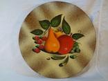 Настенная тарелка, фото №2