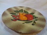 Настенная тарелка, фото №4
