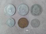 Монети Тунісу та Алжиру, фото №2