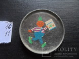 Чиполлино вдавленный  - значок 11, фото №5