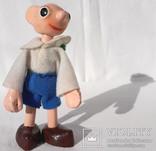 Гурвинек (Hurvínek) - кукольный персонаж (1964 год, Чехословакия)