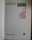 М.Баранова,,Лилии,,1990р., фото №5