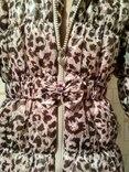 Куртка теплая H&M на рост 110(3-4 года), фото №7