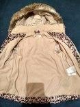 Куртка теплая H&M на рост 110(3-4 года), фото №11