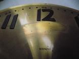 Латунний циферблат Kienzle підлогового Ø 29,5см, фото №9