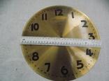 Латунний циферблат Kienzle підлогового Ø 29,5см, фото №10