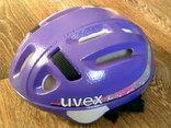 Uvex - защитный шлем (без подшлемника)