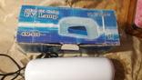 Лампа УФ и разное ( 2 гель лака+ степминг)