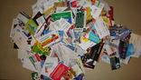 Коллекция визиток около 2000 шт.