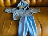Комплект: куртка-ветровка, брюки, новый, фото №2