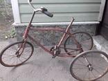 Дитячий велосипед 50-60х років photo 1