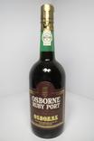 Porto Osborne Rubi Port liquoroso 20gr 0.750lt 1979-1982