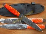 Метательные ножи К 005 комплект 3 штуки