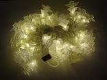 Новорічна гірлянда на 40 лампочок. Гірлянда для декору. photo 3