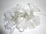 Новорічна гірлянда на 40 лампочок. Гірлянда для декору. photo 4