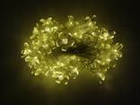 Новорічна гірлянда на 40 лампочок. Гірлянда для декору. photo 6