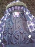 Яркая фирменная женская куртка. р.С-М. Очень хорошее состояние. photo 4