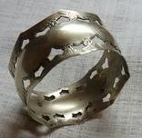 Кольцо для салфетки, фото №5