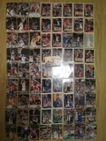 Коллекция с баскетболистами-73 шт.