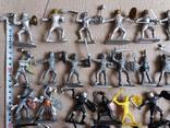 Пластмассовые фигурки рыцарей, фото №3