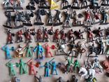 Пластмассовые фигурки рыцарей, фото №6