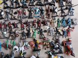 Пластмассовые фигурки рыцарей, фото №7