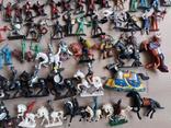 Пластмассовые фигурки рыцарей, фото №8