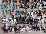 Пластмассовые фигурки рыцарей, фото №9