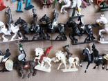 Пластмассовые фигурки рыцарей, фото №11